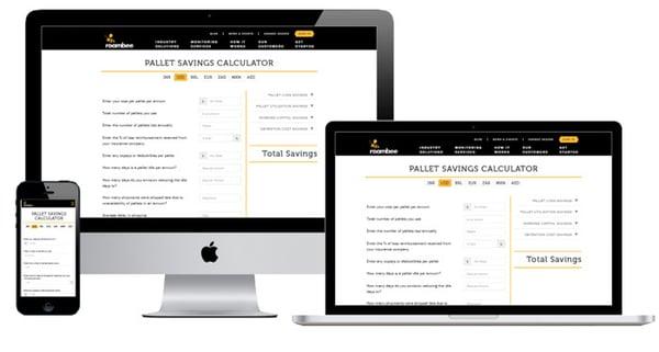 Pallet Savings Calculator