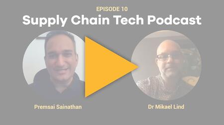 Supply Chain Podcast - Roambee - Research Institutes of Sweden (RISE)