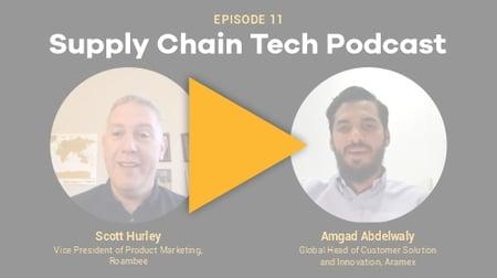 Supply Chain Podcast - Roambee - Aramex
