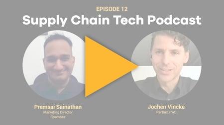 Supply Chain Podcast - Roambee - PwC Belgium