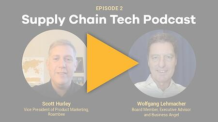 Supply Chain Podcast - Roambee - Wolfgang