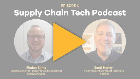 Supply Chain Podcast - Roambee - Multivac Gruppe