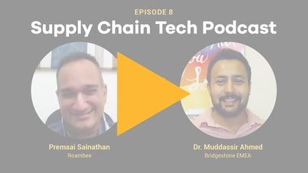 Supply Chain Podcast - Roambee - Bridgestone EMEA