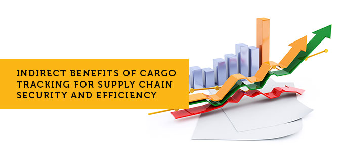Indirect Benefits of Cargo Tracking for Supply Chain Security and Efficiency